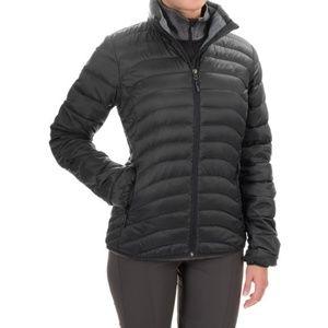 Marmot Aurora Down black Puffer Coat Jacket